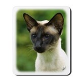 Siamese Cat 9W027D-133 Mousepad