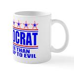 Vote Defeatocrat (Democrat) Mug