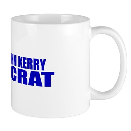 John Kerry Defeatocrat Mug
