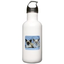 Siamese Cat 9W055D-100 Water Bottle