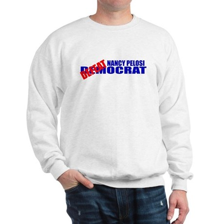 Nancy Pelosi Defeatocrat Sweatshirt