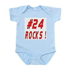 24 Rocks ! Infant Creeper