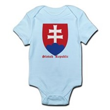 Slovak Republic Infant Bodysuit
