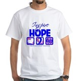 Male Breast Cancer Hope Shirt