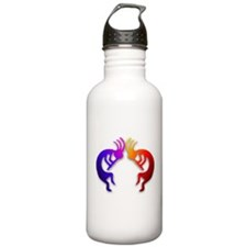 Kokopelli (Fire & Ice) Water Bottle