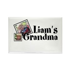 Customizable Name Grandma Rectangle Magnet