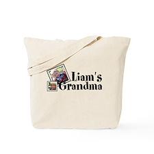 Customizable Name Grandma Tote Bag