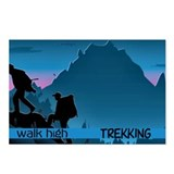 Trekking Postcards (Package of 8)