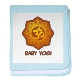 baby yogi baby blanket