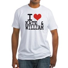 I LOVE KATE and WILLIAM Shirt