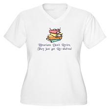 """""""Librarians Don't T-Shirt"""