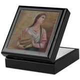 St. Cecilia Keepsake Box