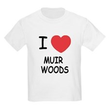 I heart muir woods T-Shirt