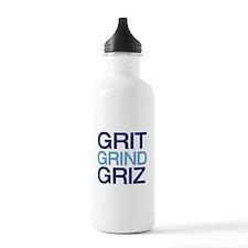 GRIT GRIND GRIZ Water Bottle