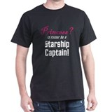Starship Captain T-Shirt