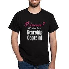 Starship Captain T-Shirt