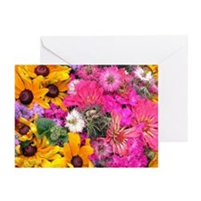 Nantucket Flowers Greeting Cards (6)