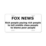 FOX NEWS...Rich people paying rich people... Alumi
