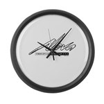 Nova Large Wall Clock