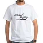 Grand Touring White T-Shirt