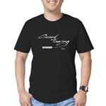 Grand Touring Men's Fitted T-Shirt (dark)