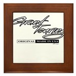 Grand Touring Framed Tile