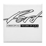 Ford Tile Coaster
