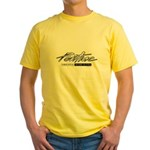 Pontiac Yellow T-Shirt