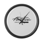 Pontiac Large Wall Clock