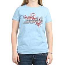William & Kate Wedding T-Shirt