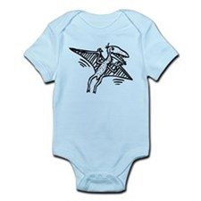 Pterodactyl Infant Bodysuit