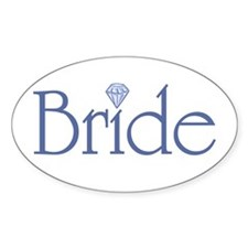 Bride Decal