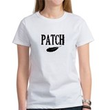 Patch and a feather Tee