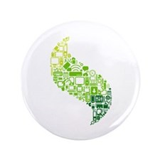 "Sencha 3.5"" Button (100 pack)"