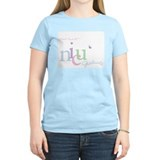 Aunt of a NICU Graduate - Women's Pink T-Shirt