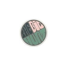 Big Hurt Mini Button (10 pack)