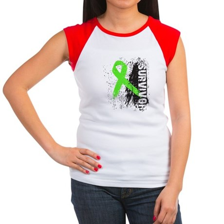 Survivor Non-Hodgkin's Women's Cap Sleeve T-Shirt
