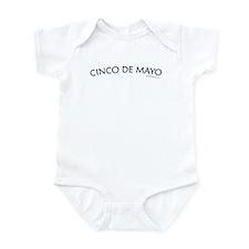 Cinco de Mayo (blue) - Infant Creeper