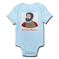 Ferdinand Magellan Infant Creeper