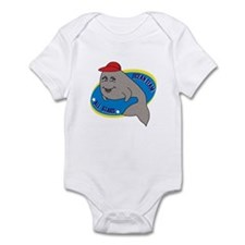 Ocean Team All Stars Whale Infant Creeper