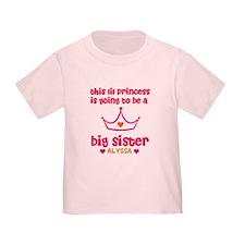 Big Sister Princess Personali T