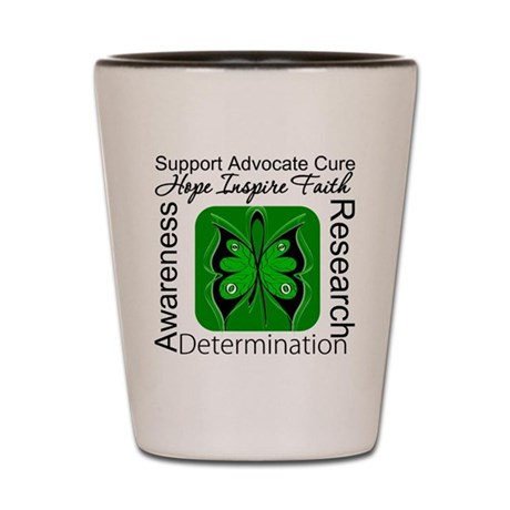 Stem Cell Transplant HOPE Shot Glass