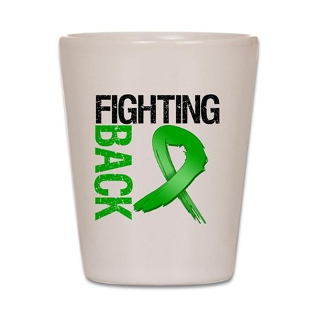 Fighting Back SCT Shot Glass