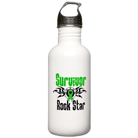 SCT Survivor Rock Star Stainless Water Bottle 1.0L