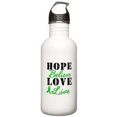SCT BMT Hope Motto Stainless Water Bottle 1.0L