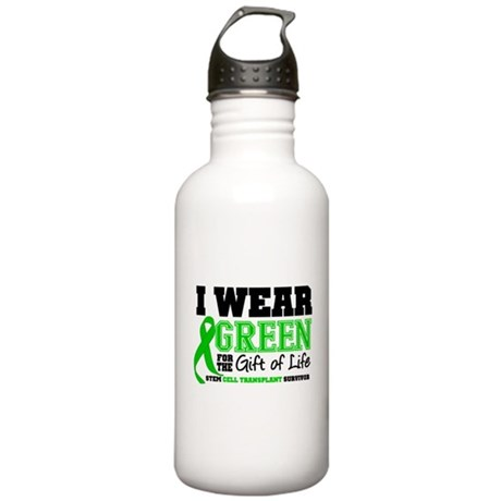 SCT I Wear Green Stainless Water Bottle 1.0L