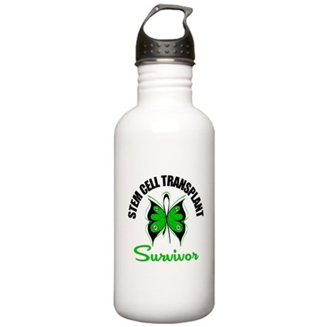 SCT Survivor Butterfly Stainless Water Bottle 1.0L
