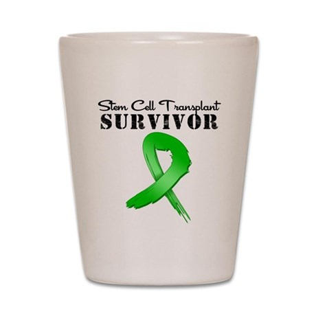 SCT Survivor Grunge Shot Glass