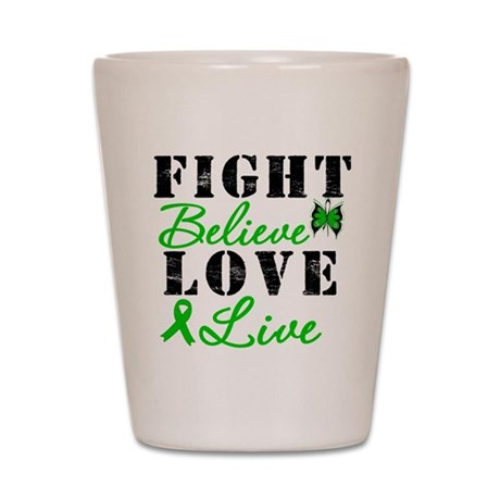 SCT FightBelieveLoveLive Shot Glass