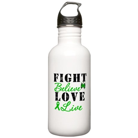 SCT FightBelieveLoveLive Stainless Water Bottle 1.